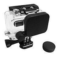 Material ABS Lens Cap for GOPRO Hero3