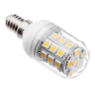 E14 / G9 5 W 30 SMD 5050 410 LM Warm White / Cool White Corn Bulbs AC 220-240 V