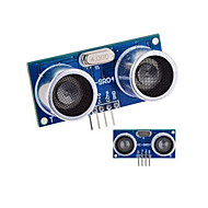 Ultrasone sensor HC-SR04 Afstand meten Module - Blauw + Zilver