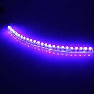 Brand New Led 24-pærer fleksibel stripe lys (12V)