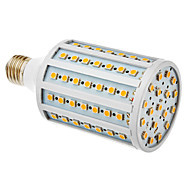 E26/E27 20 W 102 SMD 5050 LM Warm White Corn Bulbs AC 220-240 V