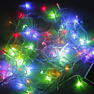 200-LED 20M Christmas Holiday Decoration RGB Light LED String Light