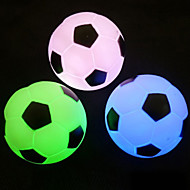 Lichtgevende Football Night Christmas Light (willekeurige kleur)