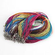 Línea Clásica color clasificado Tela Cordón y alambre (10 piezas / lote) (colores surtidos)