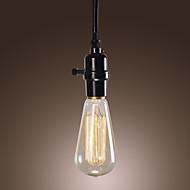 40w traditionell / klassisch / Vintage-Mini Stil / Lampe Pendelleuchten enthalten Esszimmer / Büro