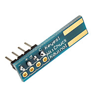 (For Arduino) Compatible Wii WiiChuck Nunchuck Adapter