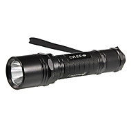 UniqueFire M2 5-Mode Cree MC-E White LED Flashlight (800LM, 1x18650, Black)