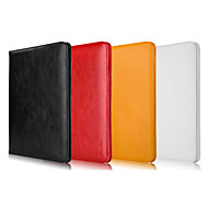 Solid Color Elegant Full Body Leather Case for iPad Air (Assorted Colors)