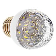 Lampadine globo 20 E26/E27 1 W 100 LM 7000 K Luce fredda AC 220-240 V