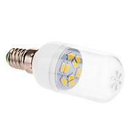 E14 4 W 9 SMD 5630 290 LMCool/Warm White Globe Bulbs AC 220-240 V