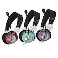 DANYIN DT-335 Stereo Over-Ear kuulokkeet ja mikrofoni ja Remote PC / iPhone / iPad / Samsung / iPod