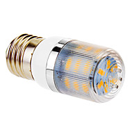 4W E26/E27 LED Corn Lights T 24 SMD 5730 360 lm Warm White AC 220-240 V