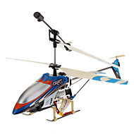 Shuang Ma 9074 3ch Helikopter Air Strike RC z Gyro & Leds