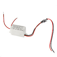 12W Power Driver LED izzó (AC 85-265V)