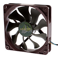 AK-FN057 12cm lame Conception poussière protection S-FLOW Fan