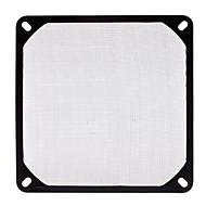 GRM140-AL01-BK 14 centímetros Fan Alumínio Filtro