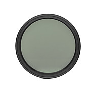 fotga® 72mm slim-fader ND-filter justerbar variabel neutral densitet ND2 att nd400