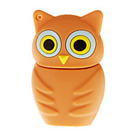 4G Night Owl Shaped USB Flash Drive
