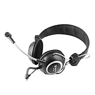 SENICC ST-818 Over-Ear Headphone woth mikrofon och fjärrkontroll för PC / iPhone / Samsung / HTC