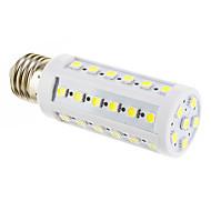 E27 6W 42x5050SMD 700lm 6000K Super White Light LED Corn żarówki (85-265V)