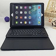 High Quality Wireless Blue tooth Keyboard PU Leather Case Cover For iPad 5 iPad Air 9.7 inch Tablet