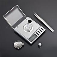 Bandeja de alta precisão escala mini jóias digitais pinça Farmar pesando pro-20-20g x 0.001g