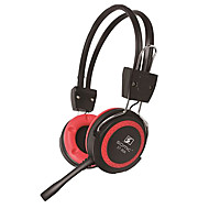 SENICC ST-806 Over-Ear Headphone woth Mic and Remote for PC/iPhone/Samsung/HTC