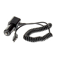 BJ0084 Convenient Car Charger with USB Port and USB 3.0 Cable for Samsung Galaxy Note3 N9000 and Others