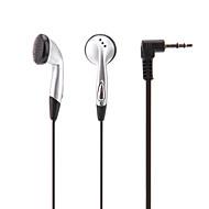 iPod/iPad/iPhone/MP3를위한에서 귀 이어폰 (블랙)