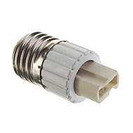 E27 til G9 LED pærer fatning Adapter