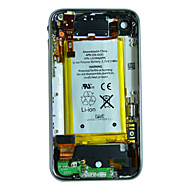 Back Housing Cover with Battery,Charging Port Flex Cable and Audio Plug Etc for iPhone 3GS (16GB,Assorted Colors)