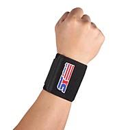Silikon-Druck-Massage Einstellbare Sport Handgelenk-Schutz-Schutz - Free Size