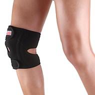 Silikon-Sport-Knie Patella 4 Frühlings Unterstützung Klammer Wrap-Schutz-Auflage – Einheitsgröße