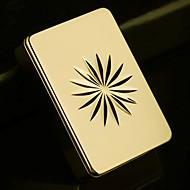 Personalizirani cvjetnim uzorkom Uklesani USB Electronic upaljač