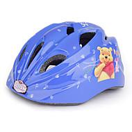 MOON Biciklizam Blue PC / EPS 21 Vents Tinejdžerica Skate / Bike kaciga
