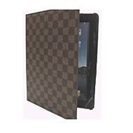 Smart Cover med hardt tilbake tilfelle for iPad 2 / Nye iPad 3 / iPad 4 (assorterte farger)