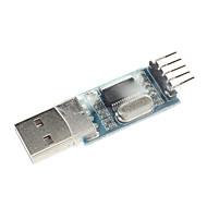 PL2303 USB naar RS232 TTL converter adapter Module