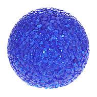 Kristallen bol vormige kleurrijke LED Night Light (3xAG13)