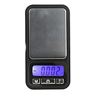 100g / 0,01 g elektronische digitale weegschaal telefoon Style Pocket Diamond weegschaal LCD Display