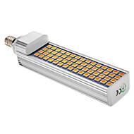 12w e14 / e27 / g24 οδήγησε φώτα καλαμποκιού 60smd 5050 1200-1300 lm ζεστό / κρύο λευκό dim acable 85-265 v