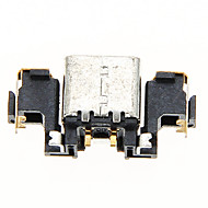 Toma de alimentación DC Conector de cargador para Nintendo 3DS