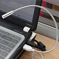 Portable Notebook Laptop USB Eye Protection Energy-saving LED Flexible Light