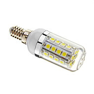 E14 5 W 36 SMD 5050 480 LM Cool White T Dimmable Corn Bulbs AC 110-130 V