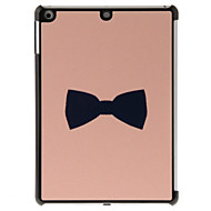 Black Tie Pattern PC Hard Case for iPad Air