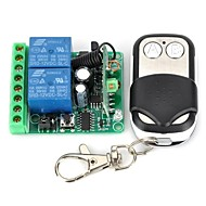 SZTY03 DC 12V 2-Channel Wireless Remote Control Switch Set