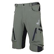 Arsuxeo® Cykelshorts Herre Cykel Åndbart / Hurtigtørrende / Anatomisk design / Påførelig Shorts / Baggy shorts / UnderdeleSpandex /