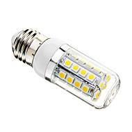 5W 36 SMD 5050 480 LM Warm wit T LED-maïslampen AC 110-130 V