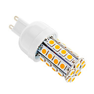 5W G9 LED Corn Lights T 36 SMD 5050 480 lm Warm White AC 220-240 V
