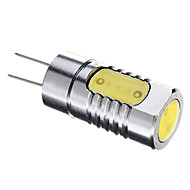 5W G4 LED Spotlight 3pcs COB 340lm lm Warm White / Cool White DC 12 V
