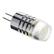 2W G4 LED Spotlight 1PCS COB 140-165lm lm Cool White Decorative AC 12 V